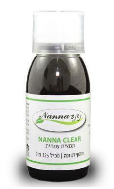 נענע קליר  Nanna Clear