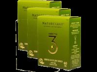 שמן מרווה מרושתת – אומגה 3 צמחית – מארז שלישייה